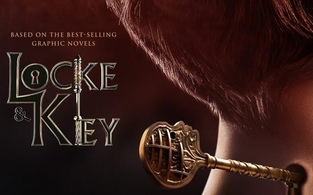 Locke & Key Poster Sets Premiere Date for New Netflix Series