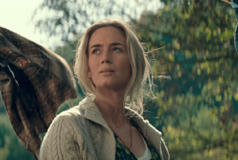 'A Quiet Place' Sequel Debuts First Footage