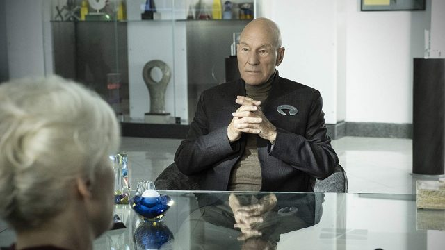Star Trek: Picard Gets an Early Season 2 Renewal at CBS All Access