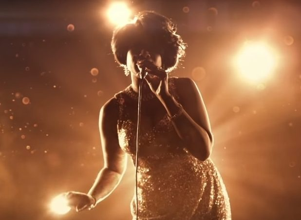 Jennifer Hudson is Aretha Franklin in Respect Teaser