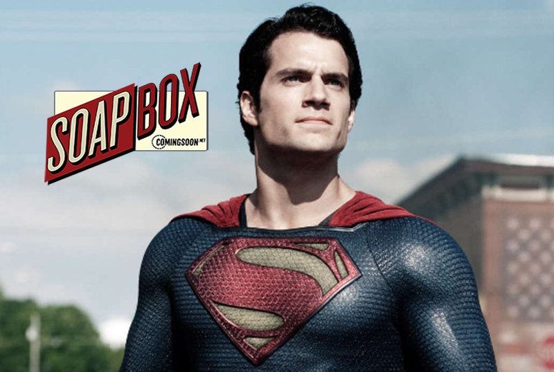 CS Soapbox: Should Superman Be Recast for the DCEU?