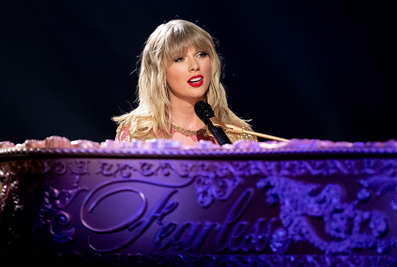 Taylor Swift's Netflix documentary will officially drop early 2020