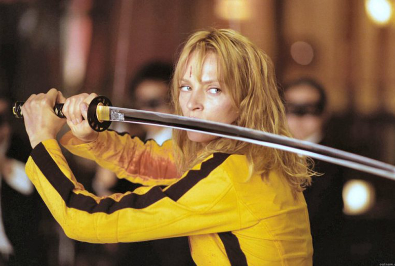 Quentin Tarantino on 'Kill Bill 3': It's 'definitely in the cards'