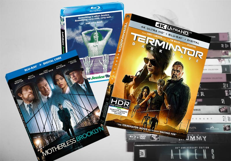 January 28 Blu-ray, Digital and DVD Releases