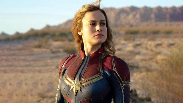 Captain Marvel sequel is officially in development