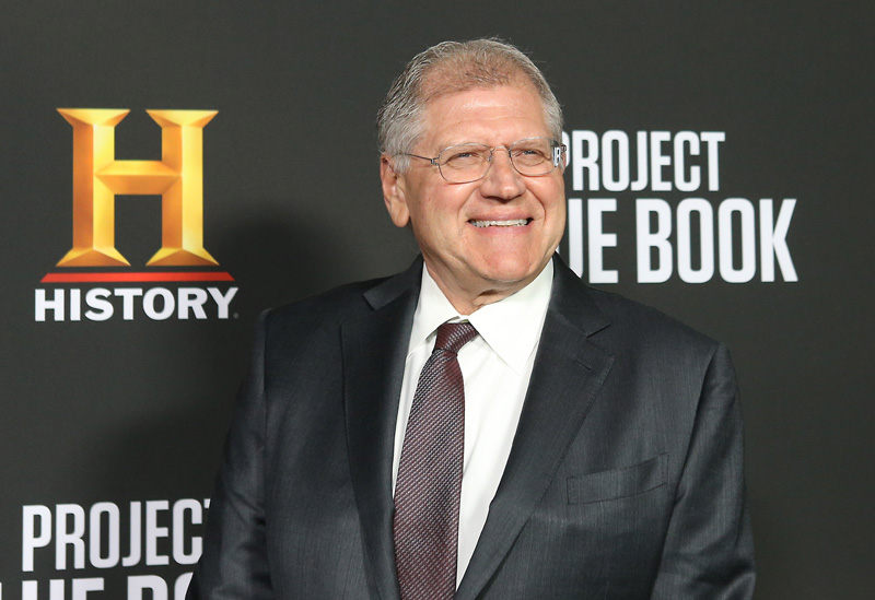 Robert Zemeckis May Board Warner Bros.' Sci-Fi Thriller Ares