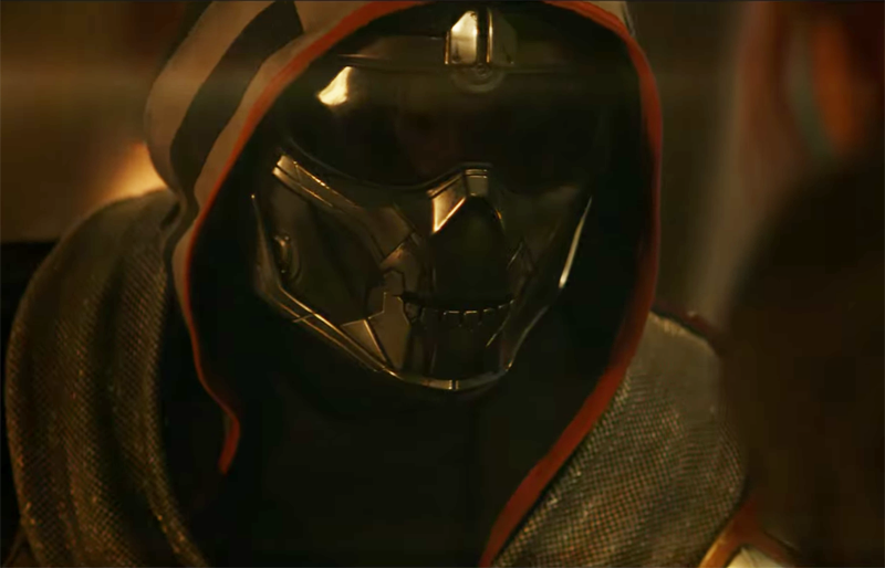 New Black Widow Trailer Properly Introduces Taskmaster