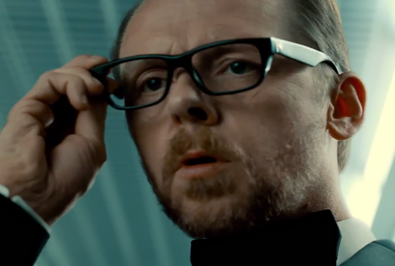 Simon Pegg confirms that I will return for MISSION: IMPOSSIBLE 7