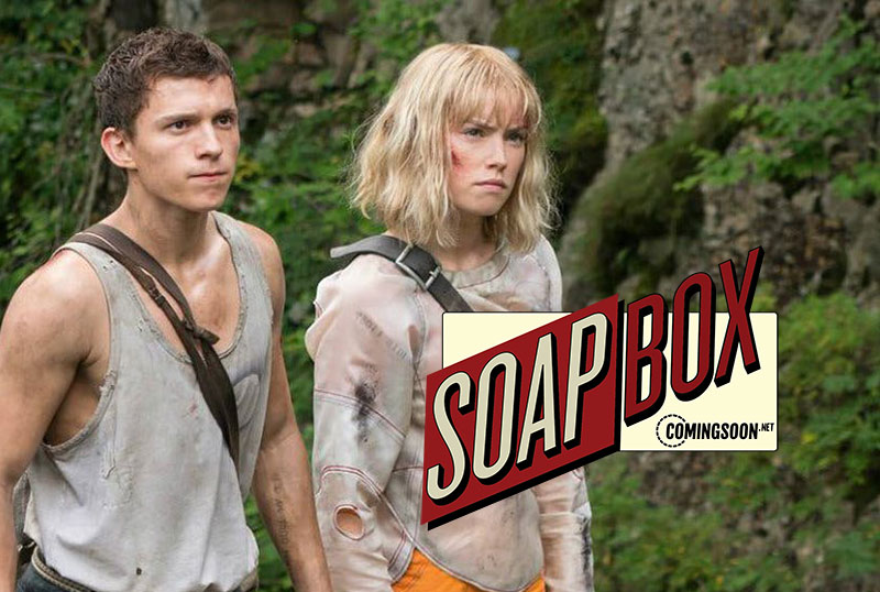 CS Soapbox: Will Doug Liman's Chaos Walking Ever Be Released?