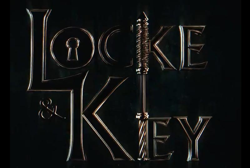 New Locke & Key Teaser Released Ahead of Trailer Tomorrow