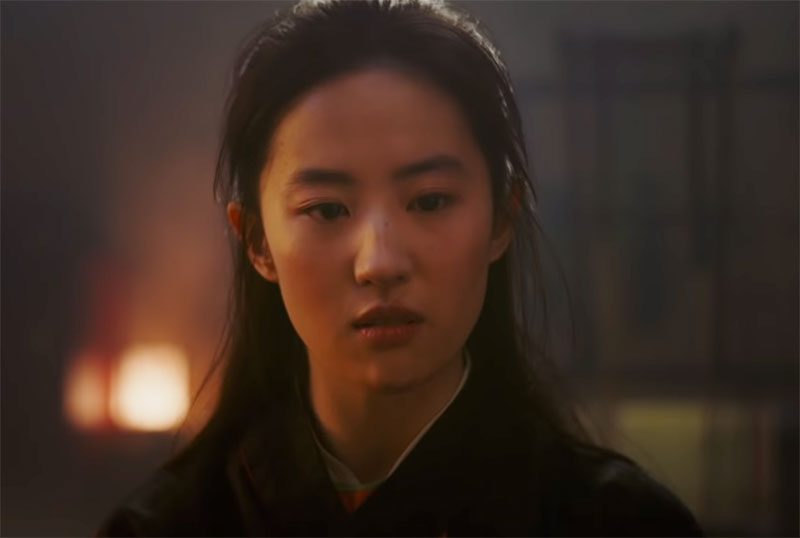 Disney's Mulan Super Bowl Spot Sneak Peek Released