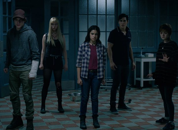 What's the song in the New Mutants trailer?