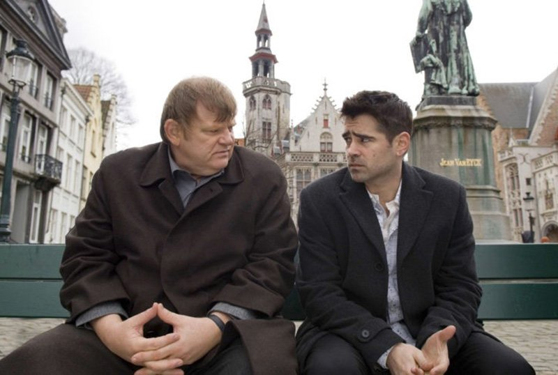Martin McDonagh Reuniting With In Bruges' Farrell, Gleeson For New Project