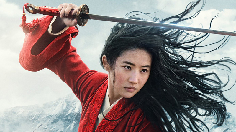 Mulan is First Disney Remake To Receive PG-13 Rating