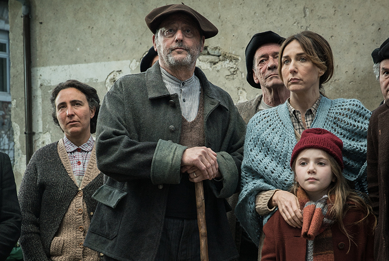CS Interview: Jean Reno on Harrowing WWII Drama Waiting for Anya