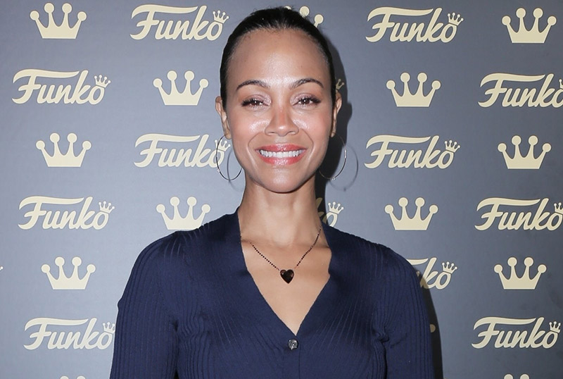 Zoe Saldana Joins Casey Affleck-Produced Fencer