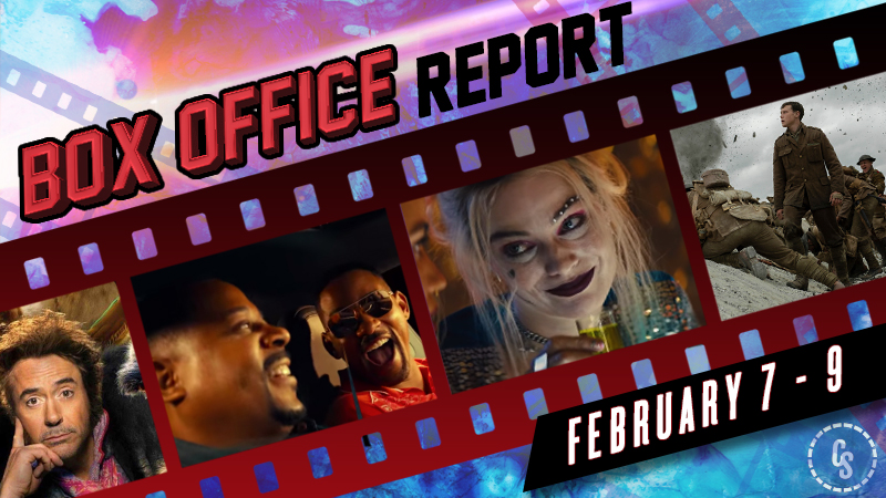 Birds of Prey Flies Short at the Box Office