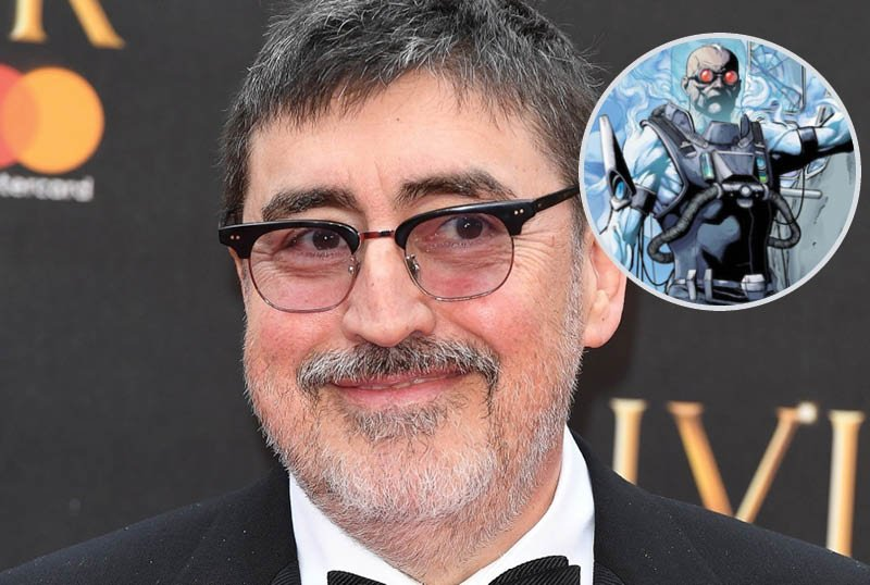 Alfred Molina Joins DC Universe's Harley Quinn as Mr. Freeze