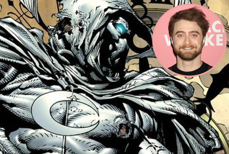 Exclusive: Daniel Radcliffe Debunks Moon Knight Rumors