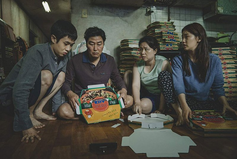 Bong Joon-ho on Oscar nominated thriller Parasite