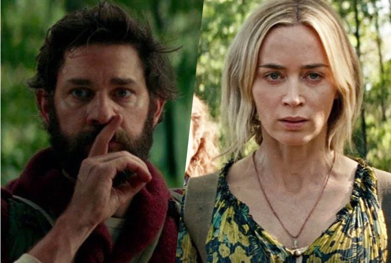 Paramount Pictures Announces Quiet Place Double Feature Fan Event!
