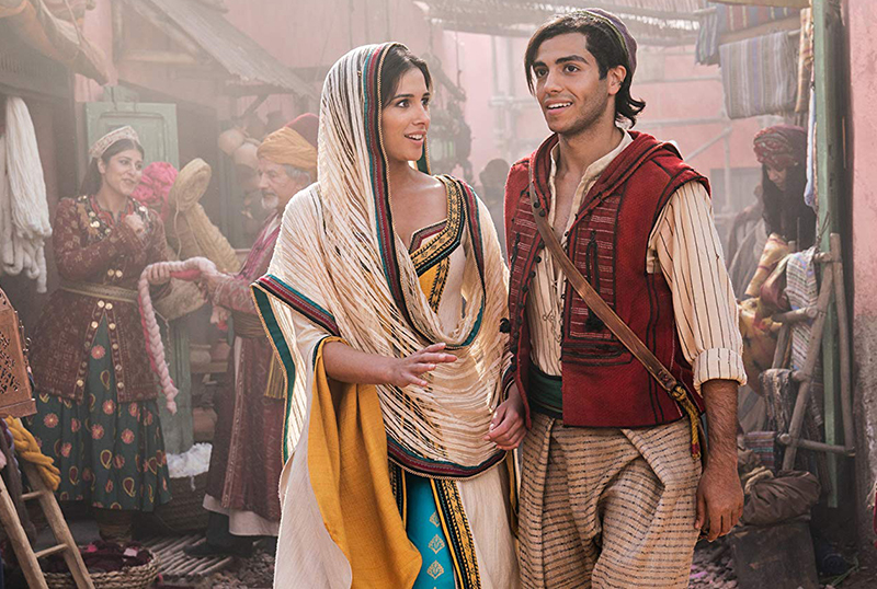Disney Officially Orders Aladdin Sequel