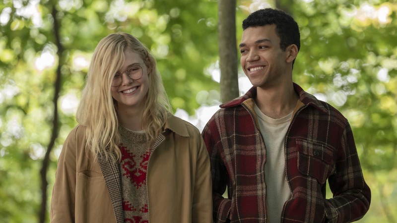 All the Bright Places Trailer Starring Elle Fanning and Justice Smith