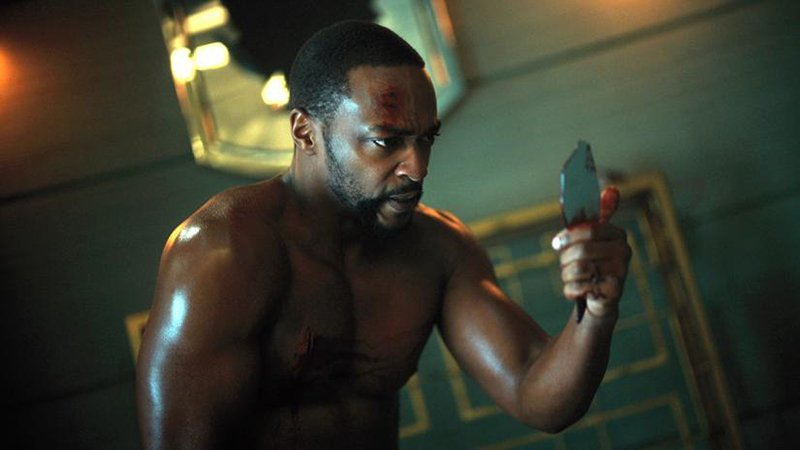 Mandatory Streamers: Anthony Mackie