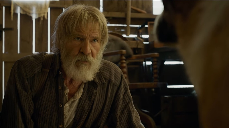 New The Call of the Wild Clip: Harrison Ford Wants to Go On an Adventure