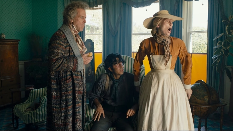 New The Personal History of David Copperfield Trailer Previews Dev Patel's New Dramedy