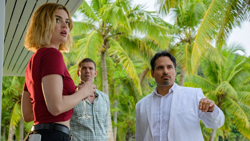 New Fantasy Island Clips Reveal the Rules of the Island