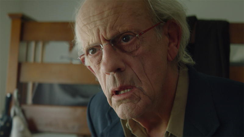 Apple TV's ReRUN Trailer Starring Christopher Lloyd
