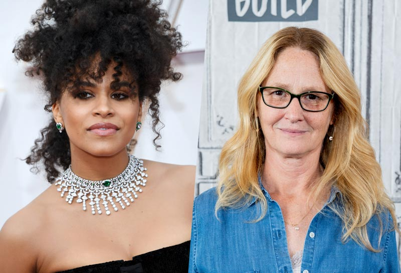 Melissa Leo and Zazie Beetz Team Up for Shelter