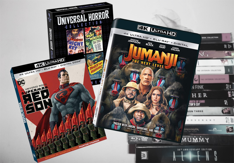 March 17 Blu-ray, Digital and DVD Releases