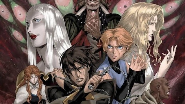 Season 4 Renewal — Netflix Announces Castlevania