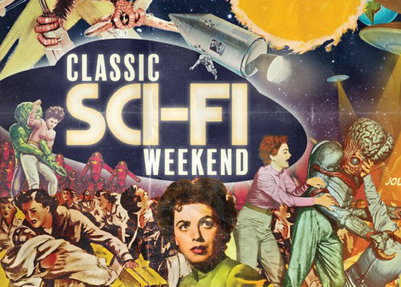 UK's Horror Channel Plans Classic Sci-Fi Weekend in April