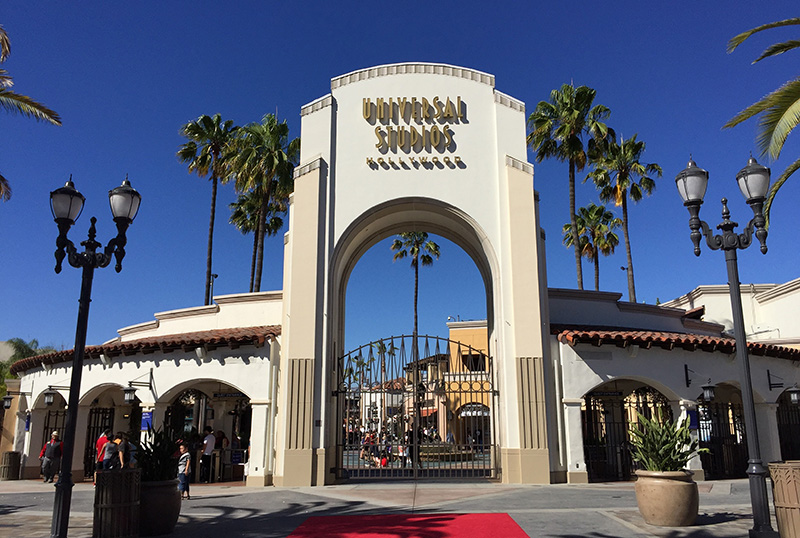 Universal Studios Closing Temporarily Due to Coronavirus Concerns