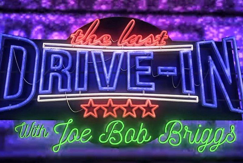 The Last Drive-In with Joe Bob Briggs Season 2 Premiere Announced!