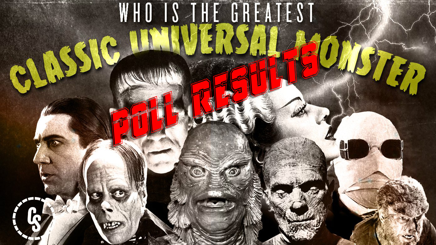 POLL Results: Who is the Greatest Classic Universal Monster?