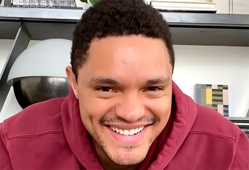 The Daily Social Distancing Show with Trevor Noah to Air on Comedy Central