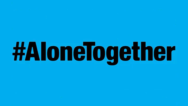 MTV, Comedy Central & More Launch Social Distancing Campaign #AloneTogether