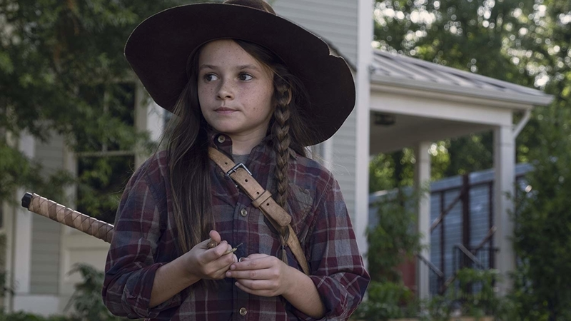 The Walking Dead's Cailey Fleming Joins Disney+'s Loki Series