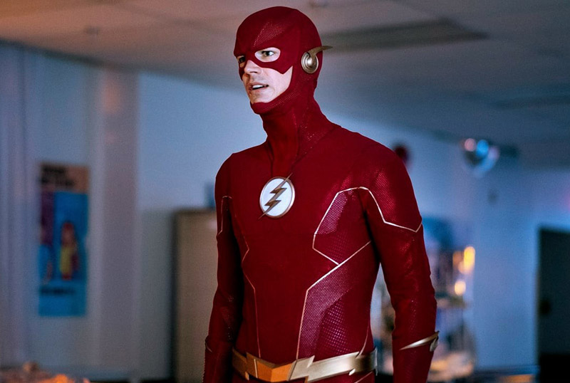 The Flash Shuts Down Production Amid Coronavirus Concerns