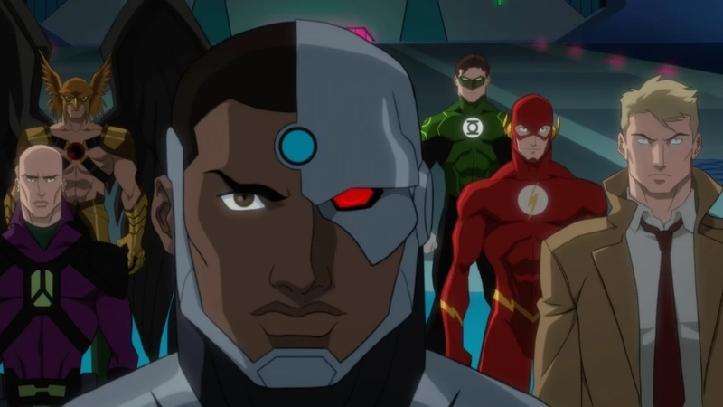 Justice League Dark: Apokolips War Trailer Previews Massive Superhero Cast