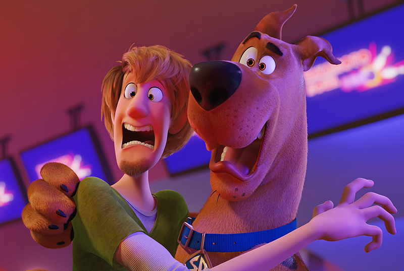 How Scoob! Gives Spooky New Life to Beloved Characters
