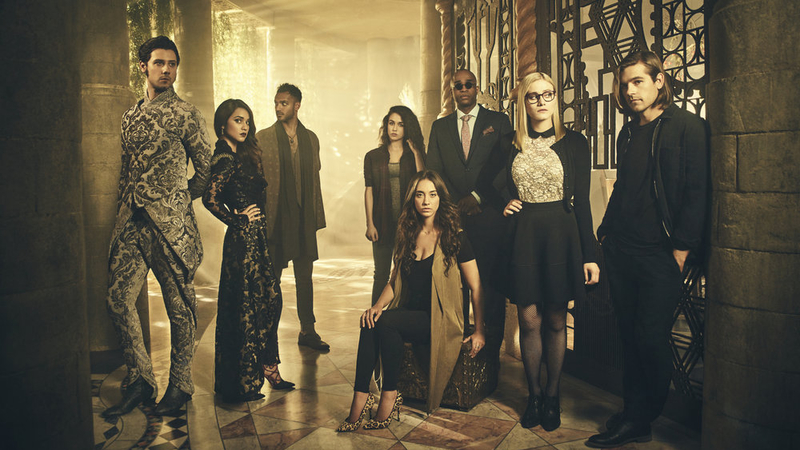 SYFY's Fantasy Series The Magicians Ending With Season 5