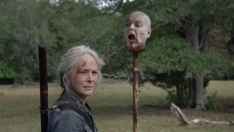 The Walking Dead Episode 10.14 Promo: Look at the Flowers