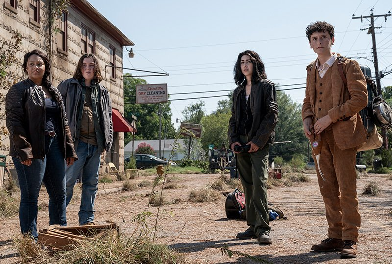 The Walking Dead: World Beyond Key Art & Photos Released