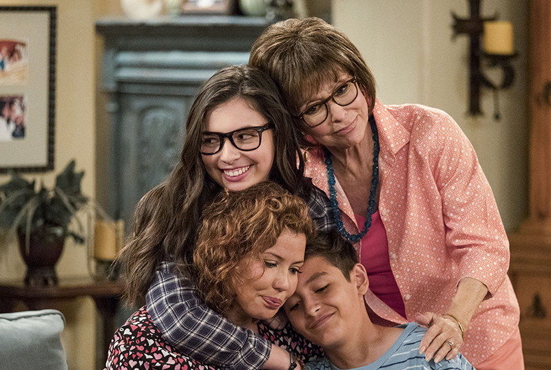 One Day At a Time Getting Spring Animated Special