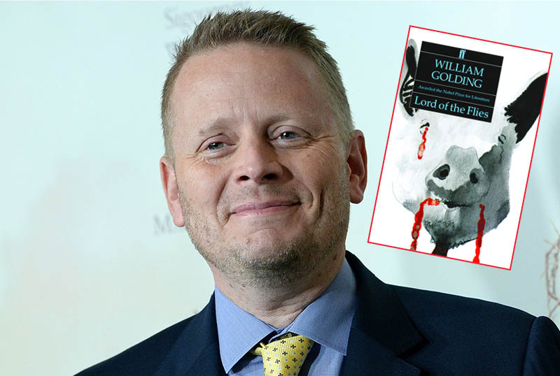 Chaos Walking's Patrick Ness to Adapt Lord of the Flies